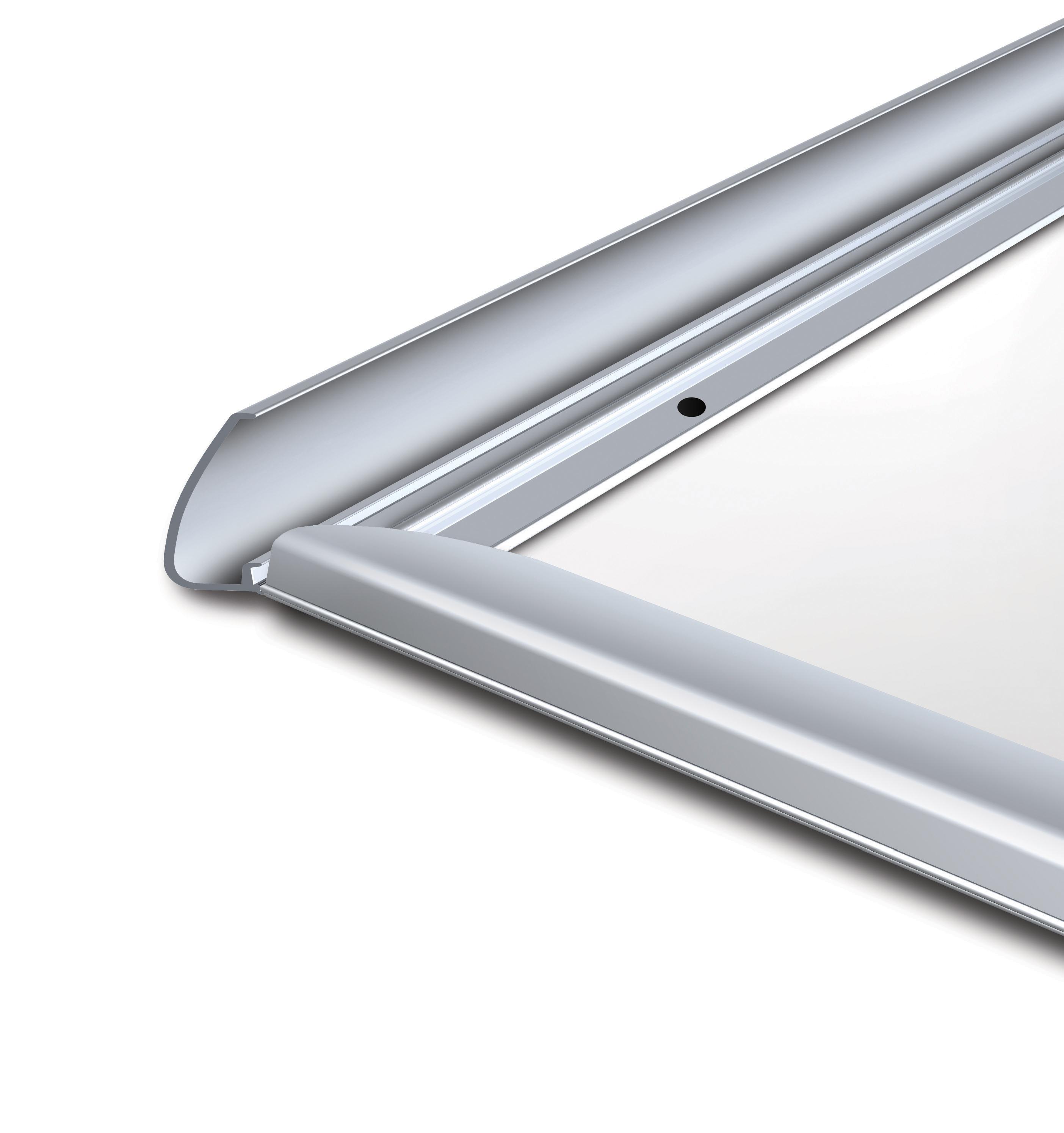 Snap frames aluminum poster frames