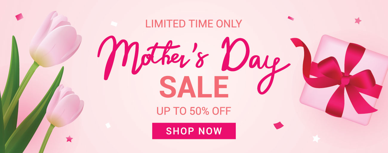 Mothers Day Sale Promo Printing