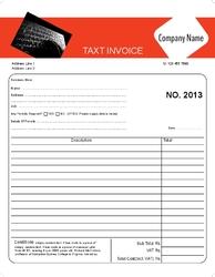 Basic NCR Form