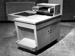 Xerox 914 First Black and White Copier on Regular Paper