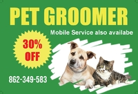 Postcard Magnet for Animal & Pet