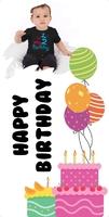 Happy Birthday  Mini Poster 03