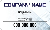 Standard Visiting Cards 06