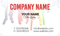 business card 13