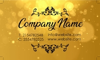 business card 16