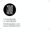 business card 21