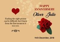 Married Anniversary Greetings