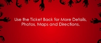 horror event ticket