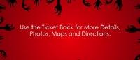 horror event ticket