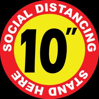 "10"" Diameter"