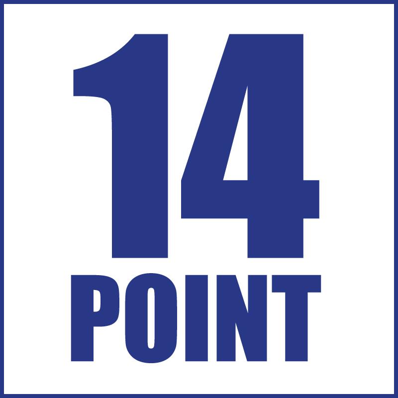 14 Point C2S Cardstock