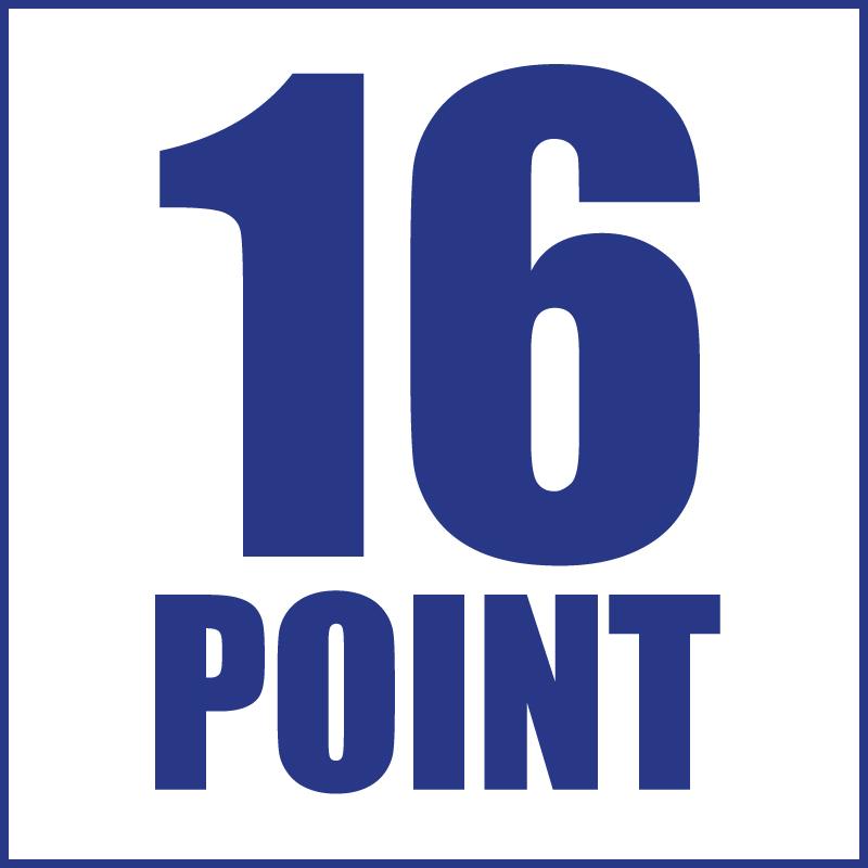16 Point C2S Cardstock