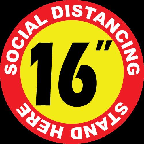 "16"" Diameter"