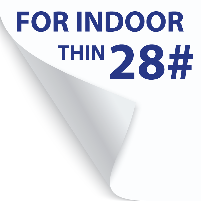 28# Uncoated - Indoor