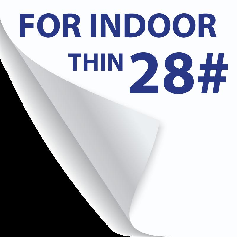 28# Uncoated - Indoor
