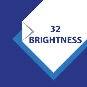 32# Digital 96 brightness