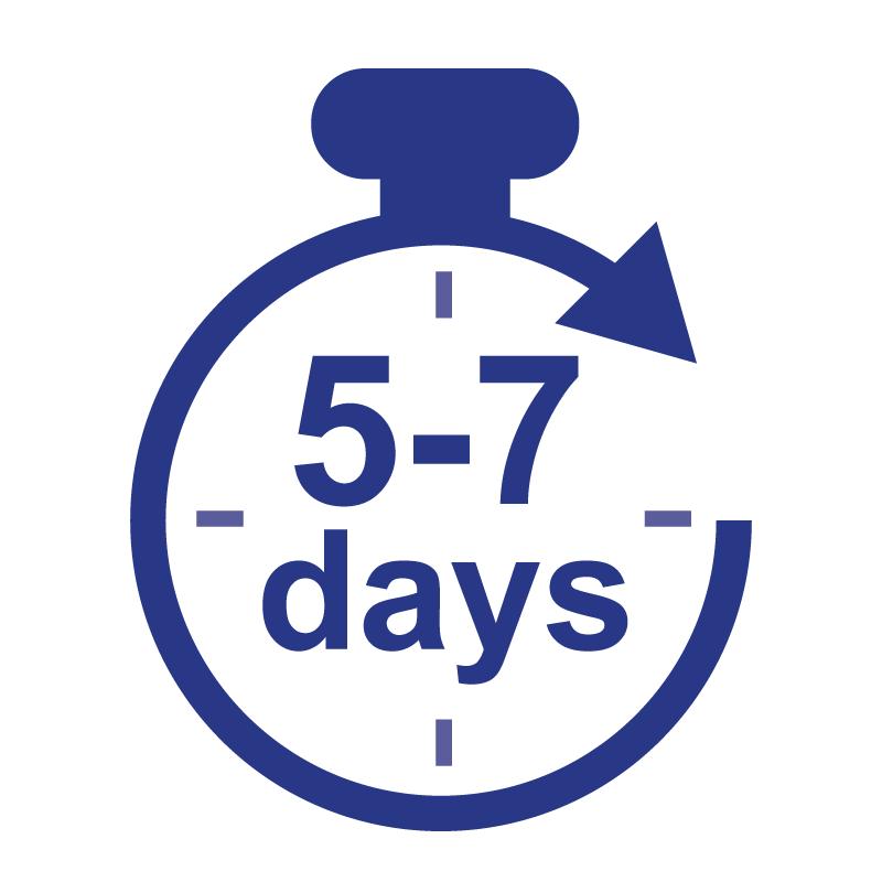 Rush (6-7 Business Days)