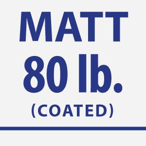 80# Matt
