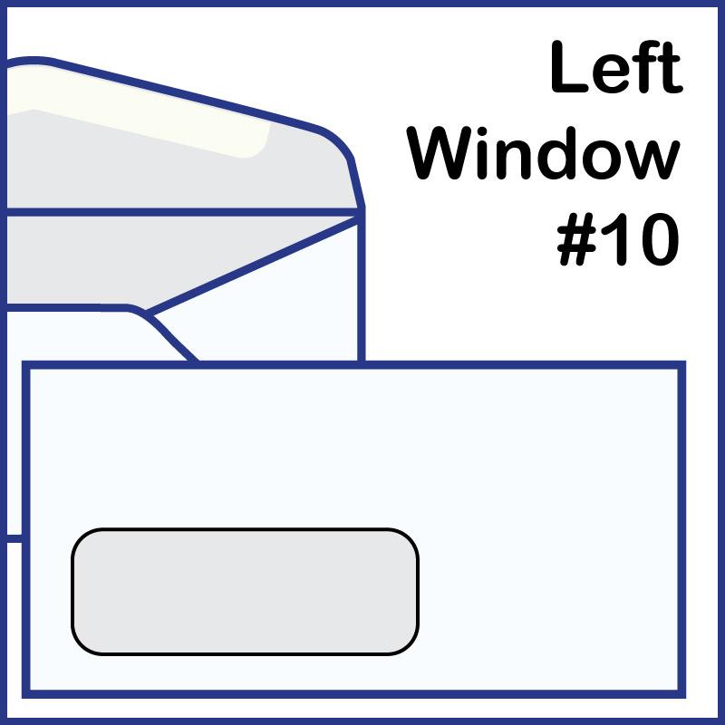 Regular + Left Window