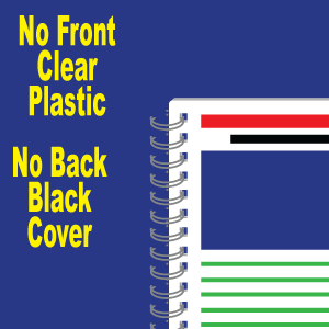 No Plastic Covers
