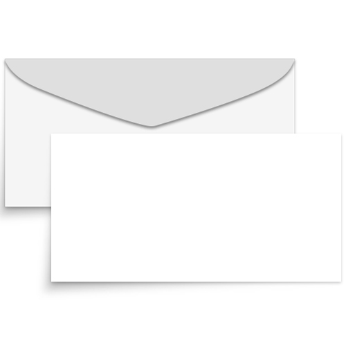 Yes: Blank Envelopes