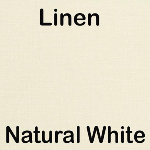 Linen Natural White