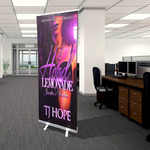 Retractable Banners for events
