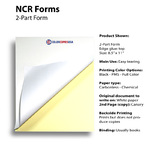 Regular 2-part forms 8.5x11