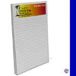 Notepad printed in full color | ColorCopiesUSA