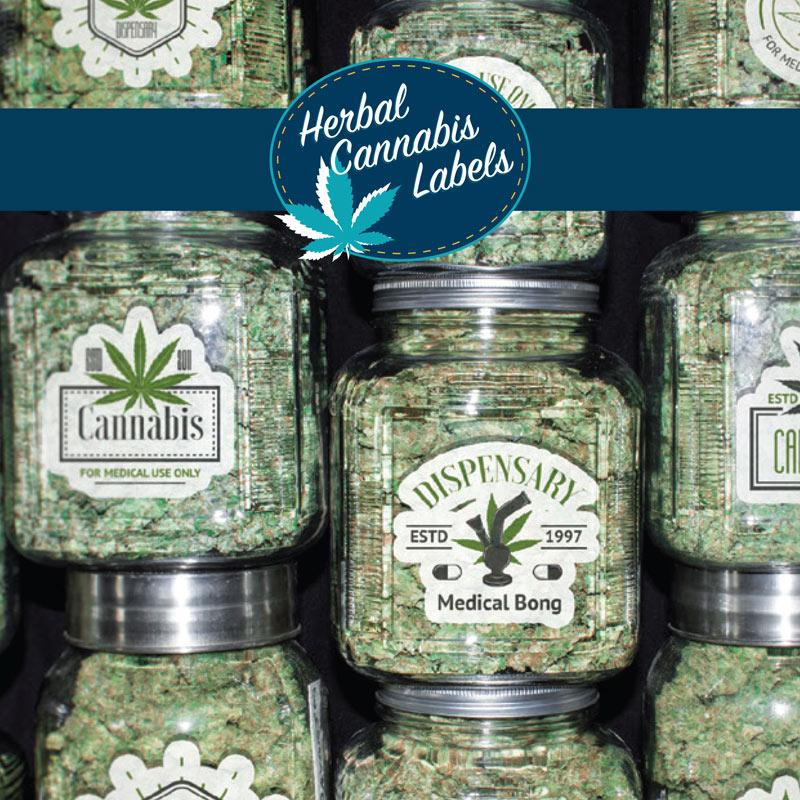 Cannabis Labels, Medical Marijuana Labels - ColorCopiesUSA