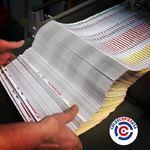 folding of brochures and menus   ColorCopiesUSA