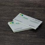 18pt business cards