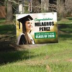 graduation yard signs. Celebrate graduates as they deserve! | ColorCopiesUSA