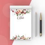 custom memo pad or notepad