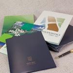 assortment of presentation folders | ColorCopiesUSA