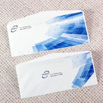 set of 2 envelopes: #10 regular and #9 return envelope ColorCopiesUSA