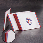 picture showing detail of the triple play 3 layer business cards |ColorCopiesUSA