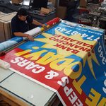 8ft wide banner in-house production-colorcopiesusa